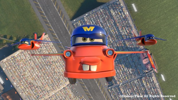 Air Mater launches Pixar Canada's mission to produce supporting material for the studio's established franchises.