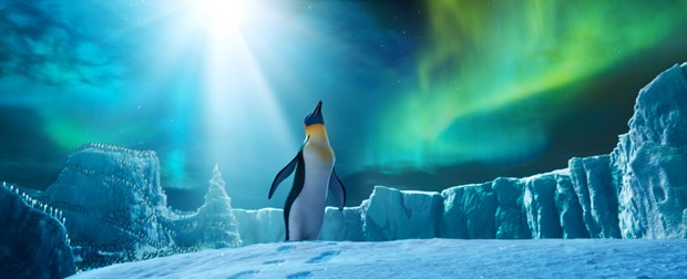 "Happy Feet Two comes from the new ""story-driven"" pipeline at Dr. D. All images © 2011 - Warner Bros."