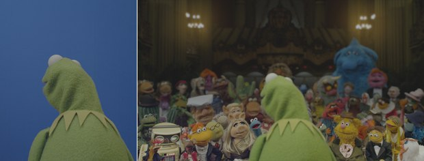 Look FX helped bring the Muppets together to put on a new show. All images courtesy of Look FX. © Disney Enterprises, Inc. All Rights Reserved.
