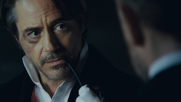 Sherlock Holmes: A Game of Shadows has 1,200 vfx shot for a 'non-vfx driven' movie. All images courtesy of Framestore.