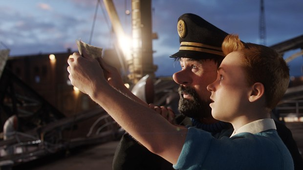 For Tintin, Weta pushes boundaries in detailed facial animation, fur grooming and lighting design. All images Photo by WETA Digital Ltd. – © 2011 Paramount Pictures. All Rights Reserved.