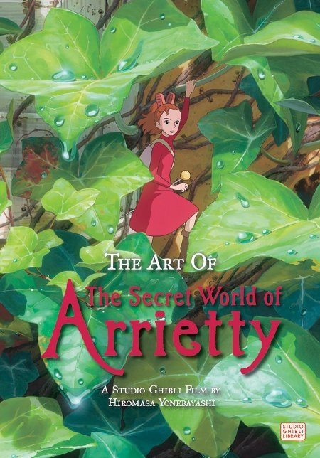 Karigurashi no Arrietty (The Secret World of Arrietty) © 2010 GNDHDDTW All rights reserved.