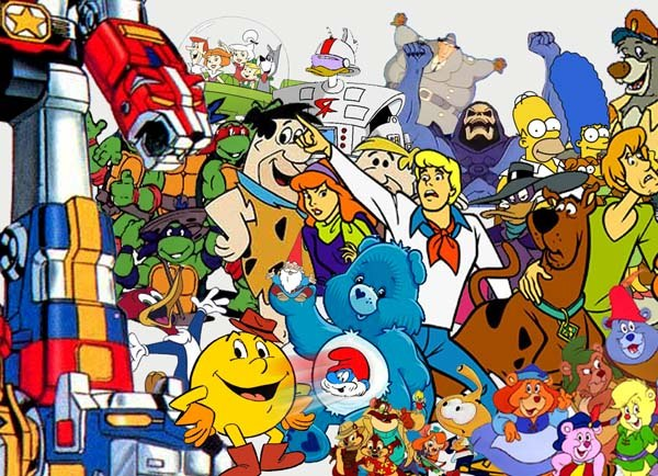 WHAT'S YOUR FAVORITE CARTOON SERIES? THE WORLD WANTS TO ...