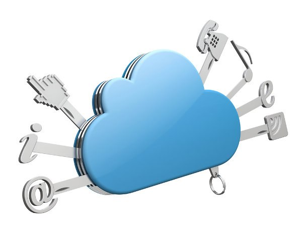 Cloud computing concept photo from Shutterstock.