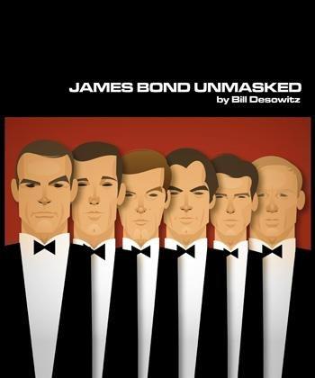 James Bond Unmasked Rounds Up All Six Bond Actors
