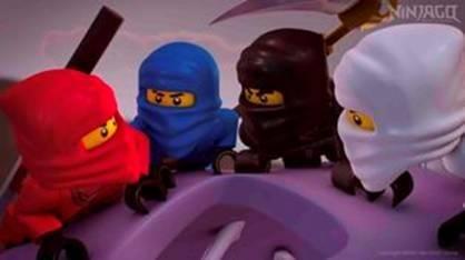 Cartoon Network Orders Second Season Of Ninjago Animation World