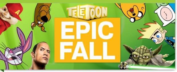 Teletoon Unveils Fall Lineup Animation World Network