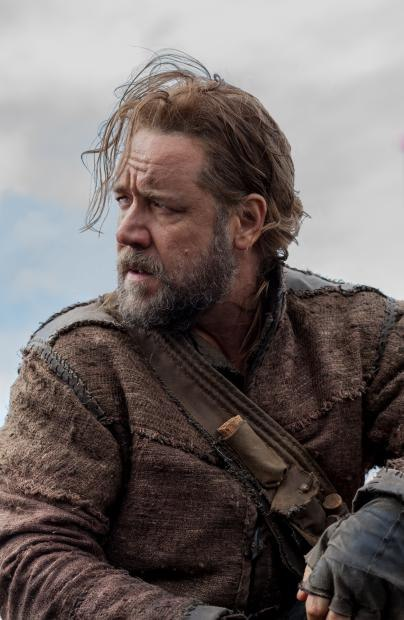 Photo credit: Niko Tavernise Russell Crowe is Noah in NOAH, from Paramount Pictures. (c) 2012 Paramount Pictures. All Rights Reserved.