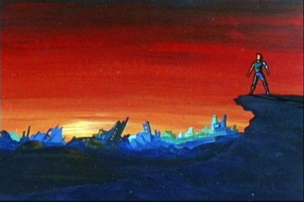 """Still frame from """"Mutilator."""""""