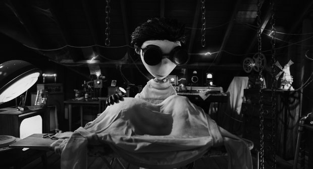 Frankenweenie. Image ©2012 Disney Enterprises, Inc. All Rights Reserved. Photo by: Leah Gallo.