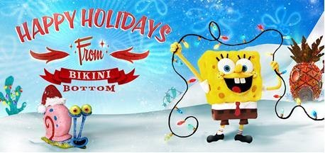 los angeles nickelodeon celebrates the holidays with its first full length stop motion animated special its a spongebob christmas premiering on