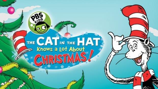 PBS Kids Announces 'Cat in the Hat' Christmas Special | Animation ...