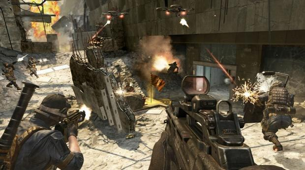 House of Moves Teams with Activision for 'Call of Duty
