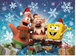 nickelodeon celebrates the holidays with its first full length stop motion animated special its a spongebob christmas premiering thursday december 6