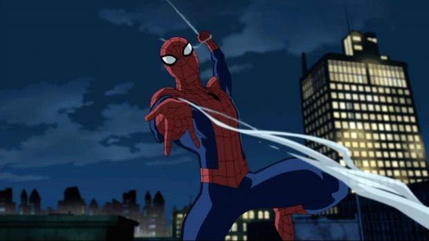 """Marvel Comics Close-Up,"""" an initiative designed to encourage reading (DISNEY XD/RICK ROWELL)"""