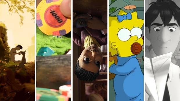2013 Oscar-nominated Animation Shorts