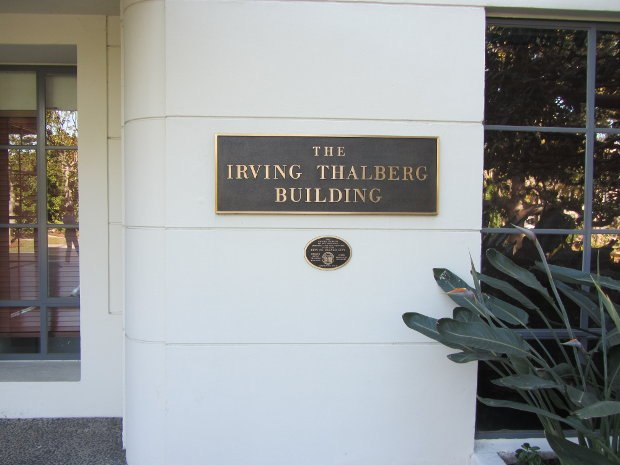 The Irving Thalberg building. All images courtesy of Dan Sarto.