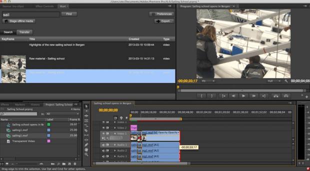 Vizrt Showcases Enhanced Integration with Adobe Premiere Pro