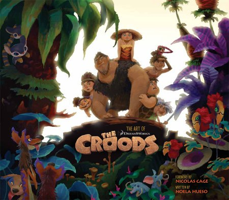 The Croods © 2013 Dreamworks Animation, L.L.C. All rights reserved.