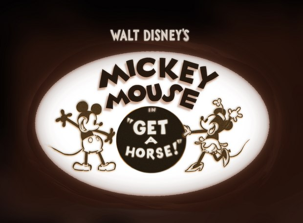 Get A Horse! ©2013 Disney. All Rights Reserved.