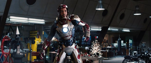 Iron Man 3. All images - Copyright © 2013 Marvel Studios.