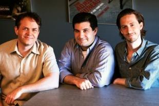 Vance Miller, Scott Winston, Eddie Porter