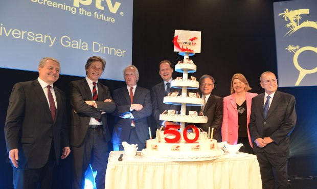 MIPTV celebrated its 50th anniversary this year.