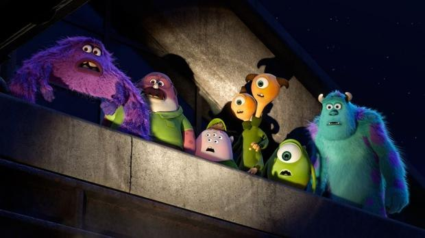 soundtrack announced for pixar s monsters university animation
