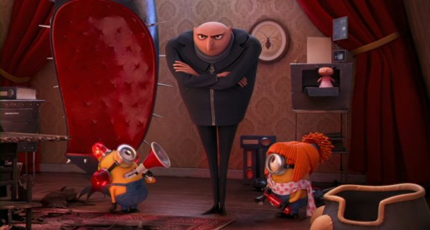 Despicable Me 2. Image © Universal Pictures.