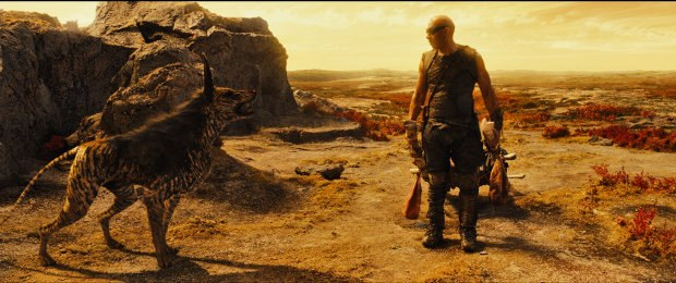 Riddick. All images © Universal Pictures.