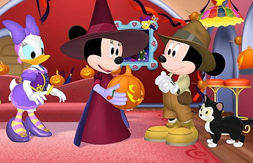 Watch The Official Mickey Mouse Clubhouse Online At Watchdisneyjunior Com Get Exclusive Videos And Free Episodes Watch Videos Play Games And More With