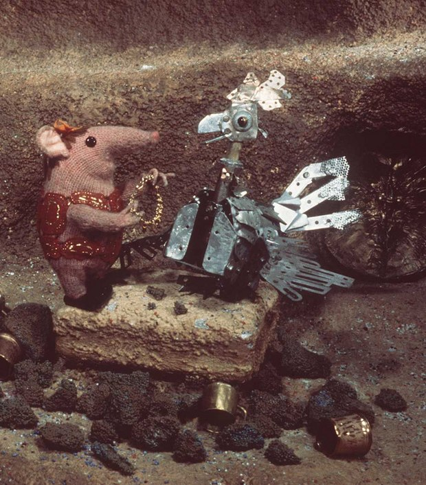 'The Clangers'