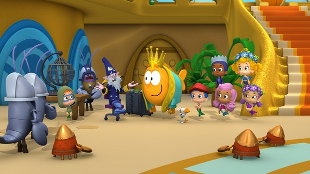 Bubble Guppies' Get New Primetime Special | Animation World Network