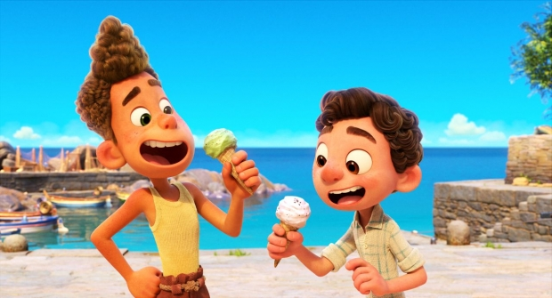 Pixar Drops Teaser and Images for Next Feature, 'Luca' | Animation World  Network