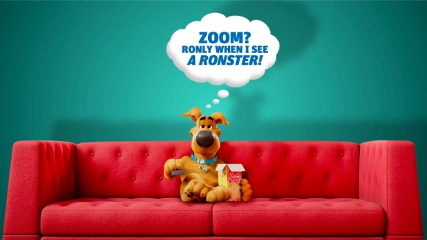 Exclusive Download Your Scoob Zoom Backgrounds Animation