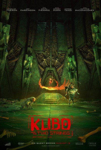 Focus Features Unveils New Trailer Amp Art For Laika S Kubo