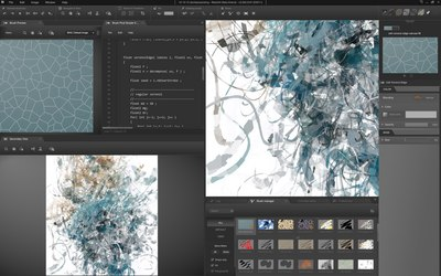 Black Ink Becomes First Digital Drawing App To Introduce