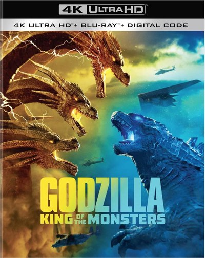 Godzilla: King of the Monsters' Coming to Digital August 13 and Blu