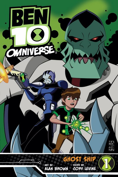 Ben 10 Omniverse, Vol. 1: Ghost Ship