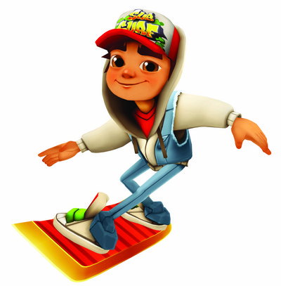 39 subway surfers 39 set for series animation world network - Subway surfers wiki ...