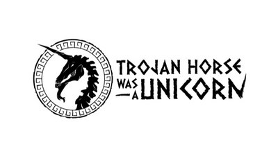 What is the brand name that has a unicorn as a logo?