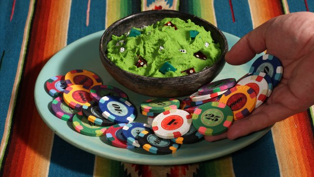 Fresh Guacamole (2012). All images courtesy of PES.