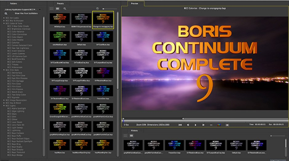 Buy Cheap Boris Continuum Complete 8 For Adobe Ae And Prpro
