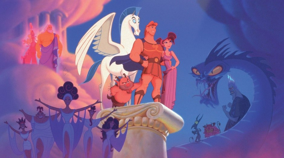 Five Disney Classics Now Available On Blu Ray Animation