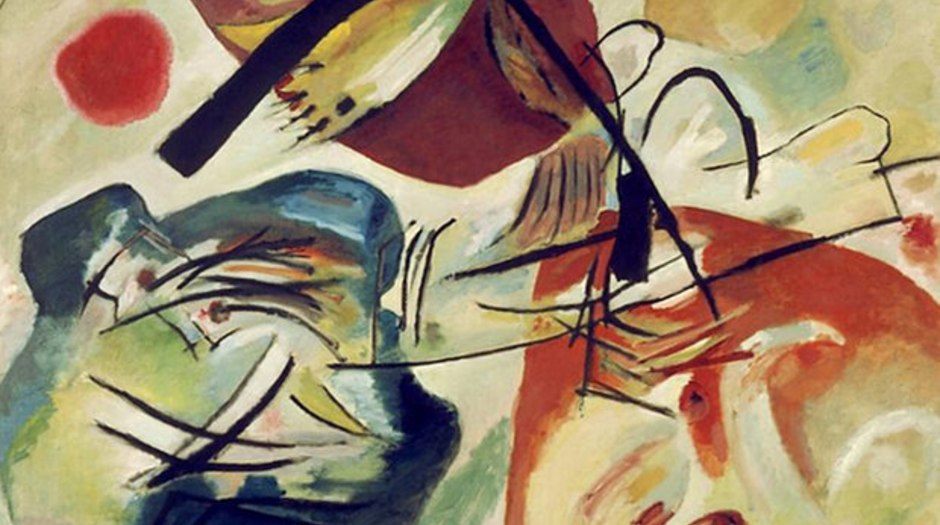 The Roots Of Abstract Art Abstract Animation Animation