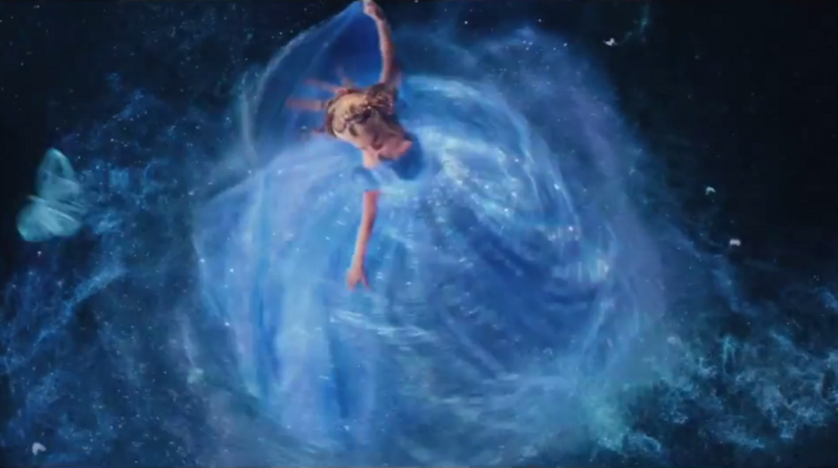 'Cinderella' Trailer Reveals Live Action Remake