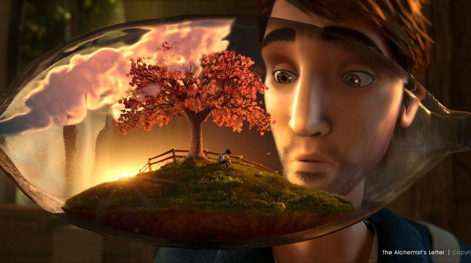 New Trailer Available for 'The Alchemist's Letter' | Animation