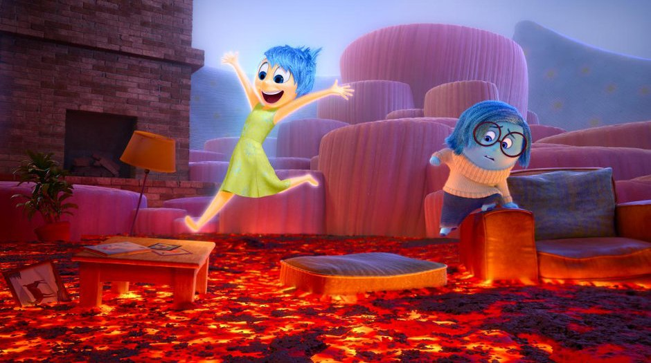 Ralph Eggleston Talks 'Inside Out'