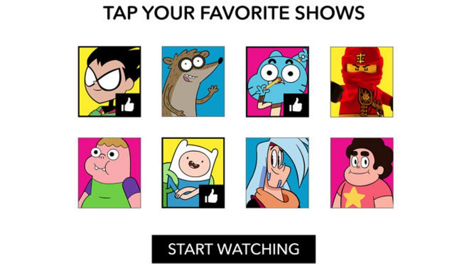 Cartoon Network Launches New Flagship App Animation World Network