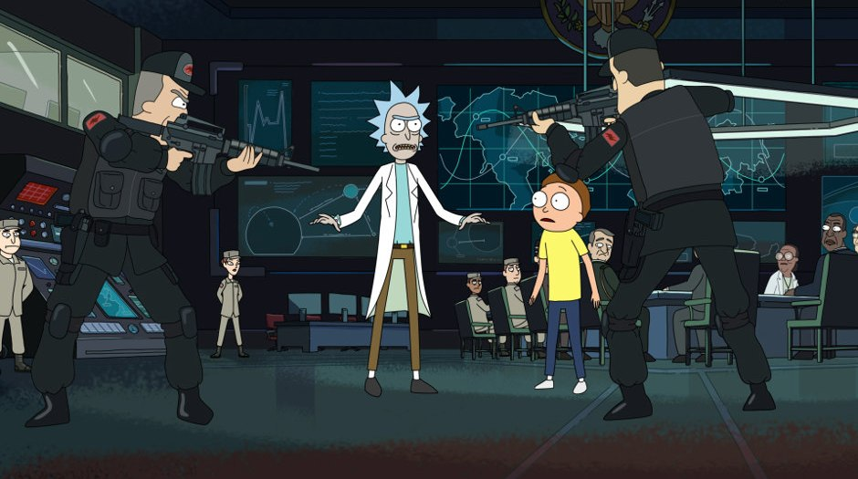 'Rick and Morty' Returns for Season 2